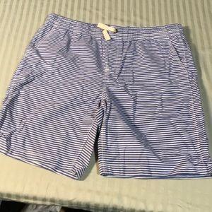 335d9bdde Lands' End Bottoms | Nwt Lands End Blue Cadet Uniform Shorts | Poshmark